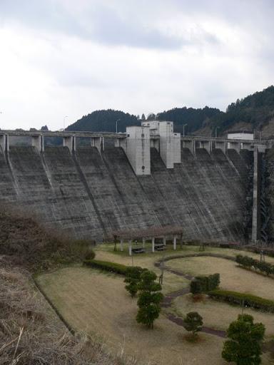 1580-布目ダム/ぬのめだむ