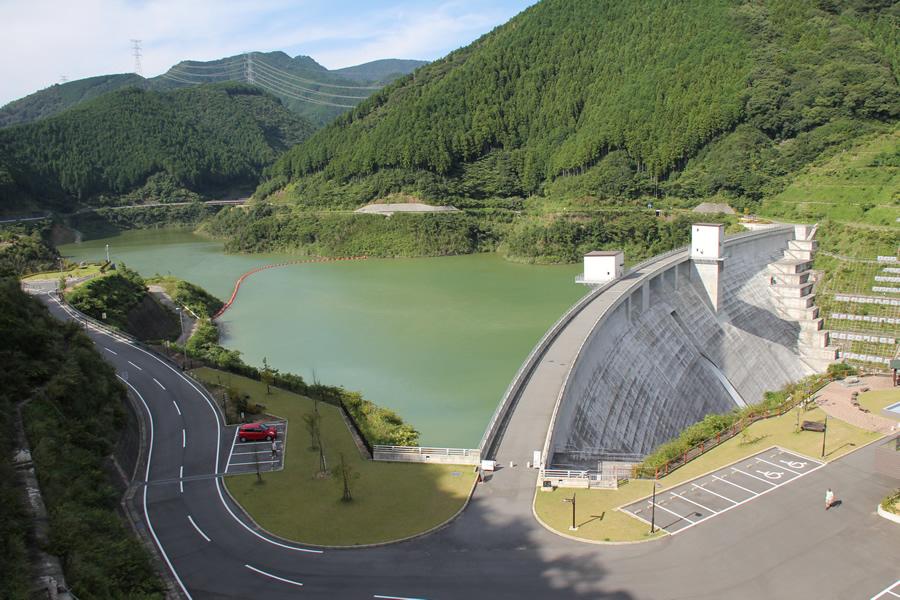 3014-太田川ダム/おおたがわだむ