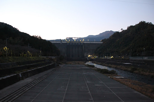 2322-早明浦ダム/さめうらだむ