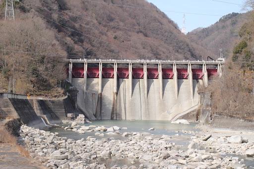 989-泰阜ダム/やすおかだむ