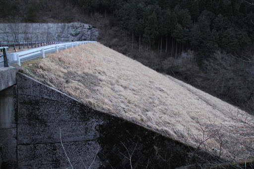 1877-川上ダム/かわかみだむ