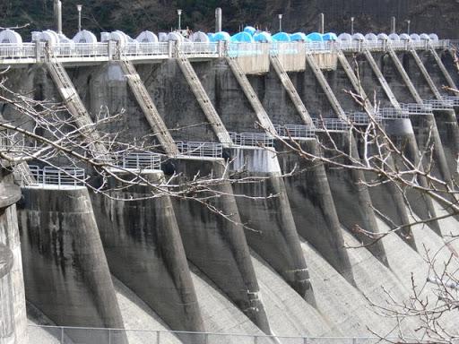 1063-笠置ダム/かさぎだむ
