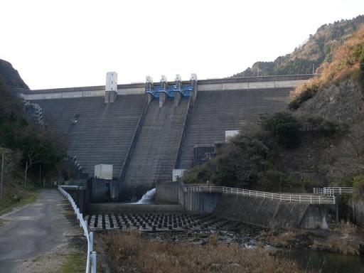 1332-安濃ダム/あのうだむ