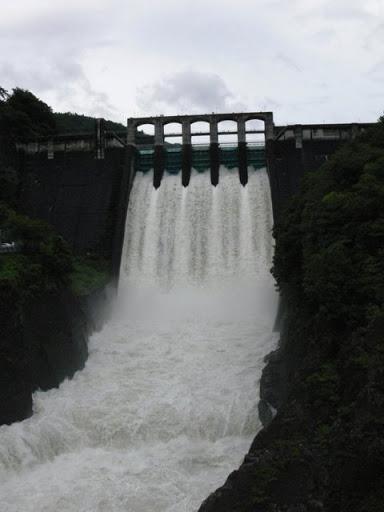 森と湖に親しむ旬間2009~丸山ダム~