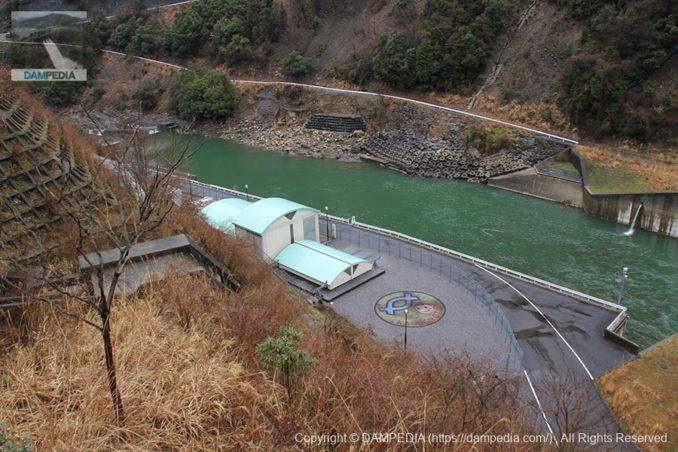 関西電力大滝発電所