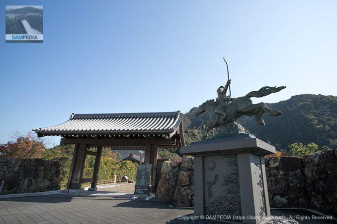 岐阜公園入口