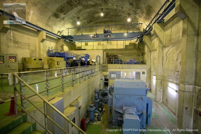 阿木川発電所