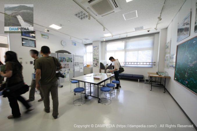 きんしゅうこものしり館・錦秋湖防災センター