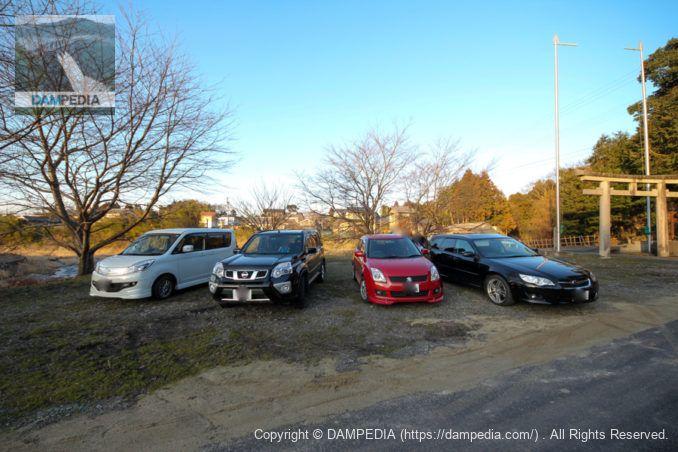 とりあえず駐車