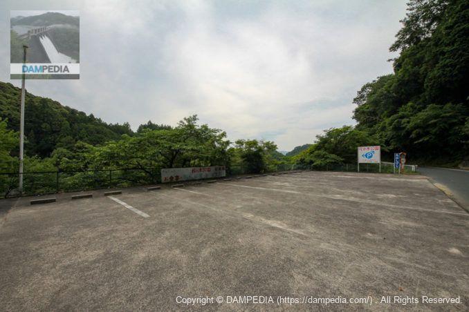 花の木公園駐車場