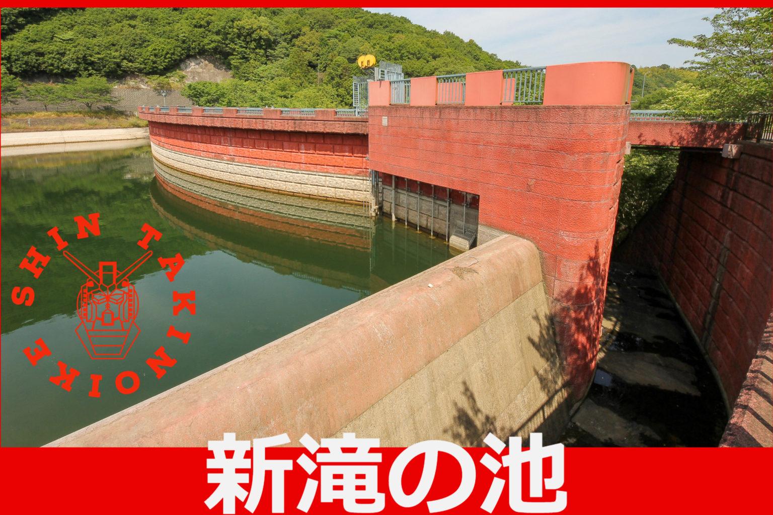 3127-新滝の池/しんたきのいけ(別名:新滝ノ池、新滝之池)