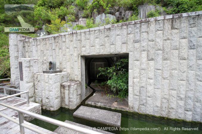 こんな感じで奥にリムトンネルが