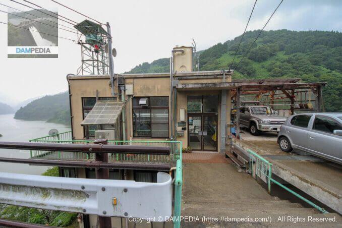 富山県室牧ダム管理事務所