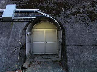 監査廊の入り口?